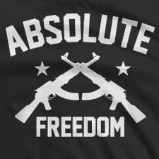 ABSOLUTE FREEDOM AK-47