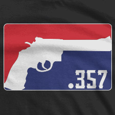 MAJOR LEAGUE .357