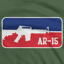 MAJOR LEAGUE AR-15