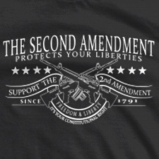 THE SECOND AMENDMENT PROTECTS YOUR LIBERTIES